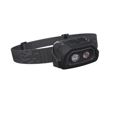 Head Torch TREK 500 USB - 200 Lumen Black