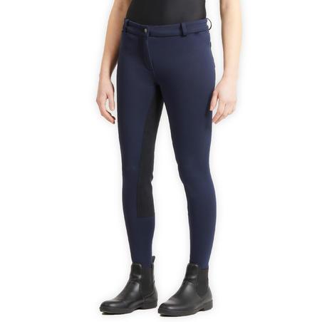 Pantalon d'équitation chaud180– Enfants