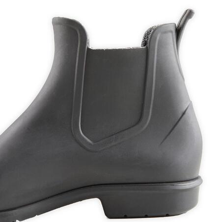 100 Adult Horseback Riding Jodhpur Boots - Black