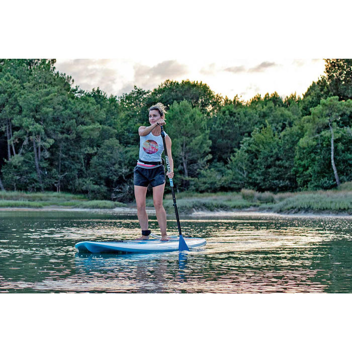 STAND UP PADDLE RIGIDE CROSS TOUGH 11' - 260 L