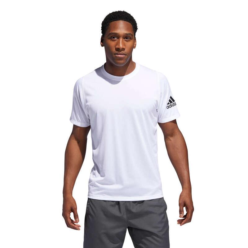 Fitnesz Cardio Férfi ruházat kezdő Fitnesz - Póló Adidas ADIDAS - Fitnesz