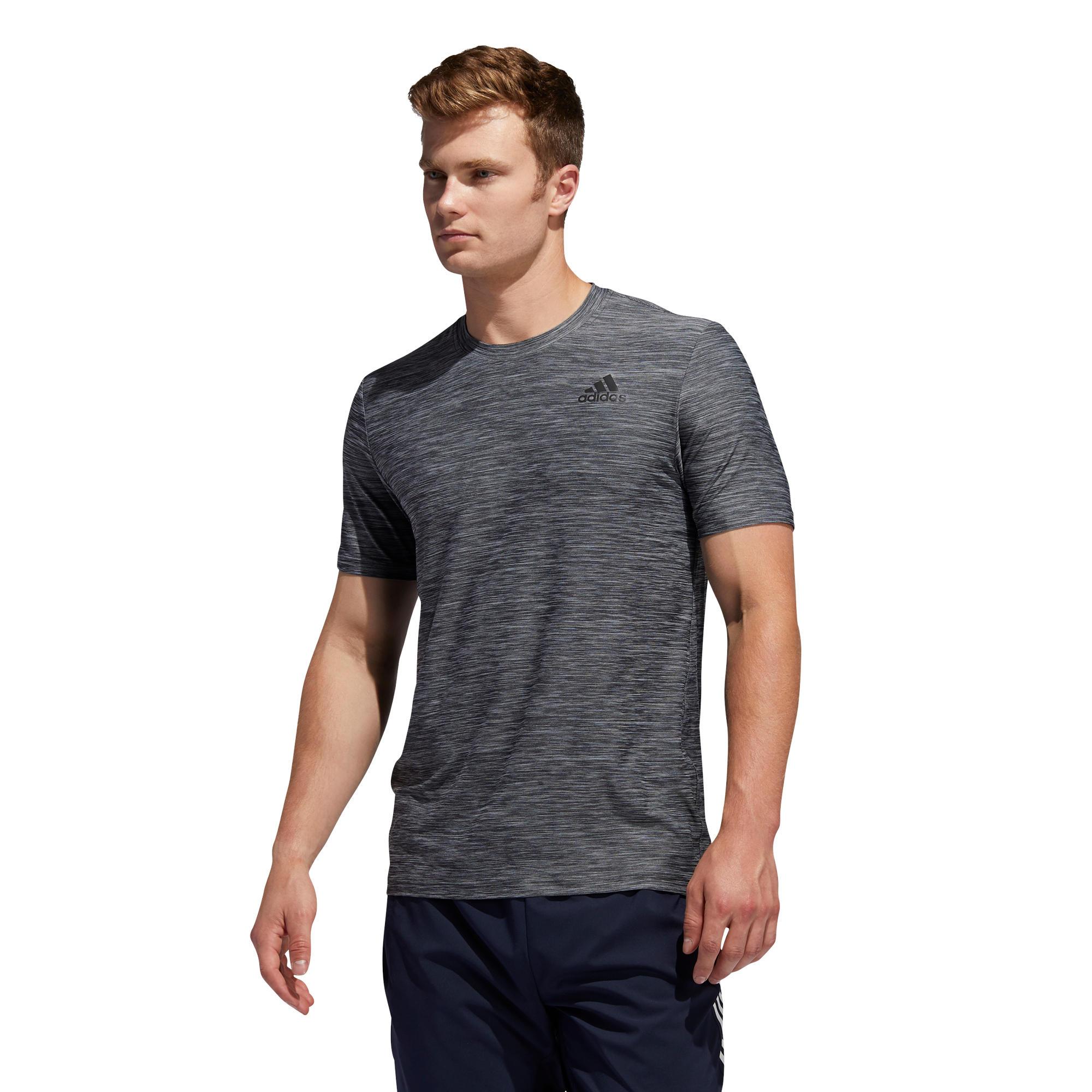 Tricou Adidas Gri