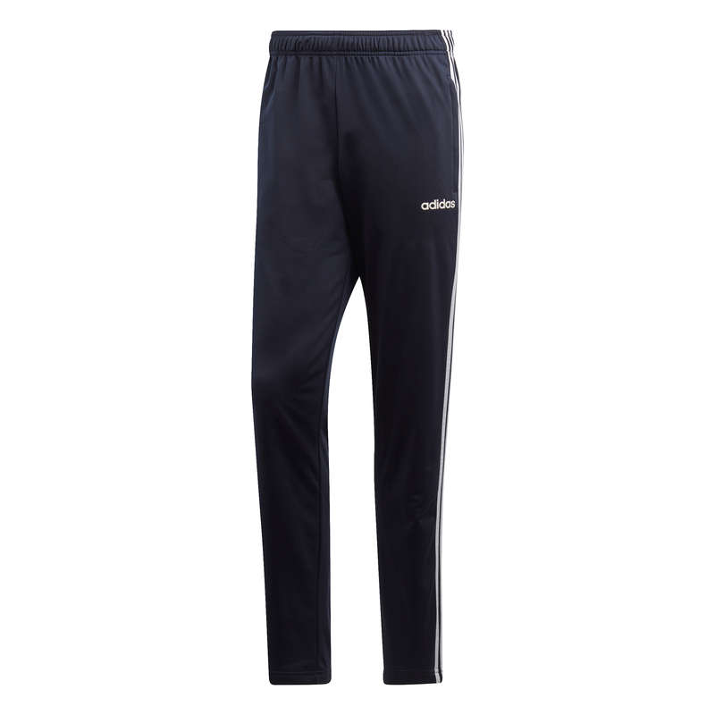 FITNESS CARDIO EXPERT MAN OUTFIT Fitness and Gym - 3 Stripe Bottoms - Blue ADIDAS - Fitness and Gym