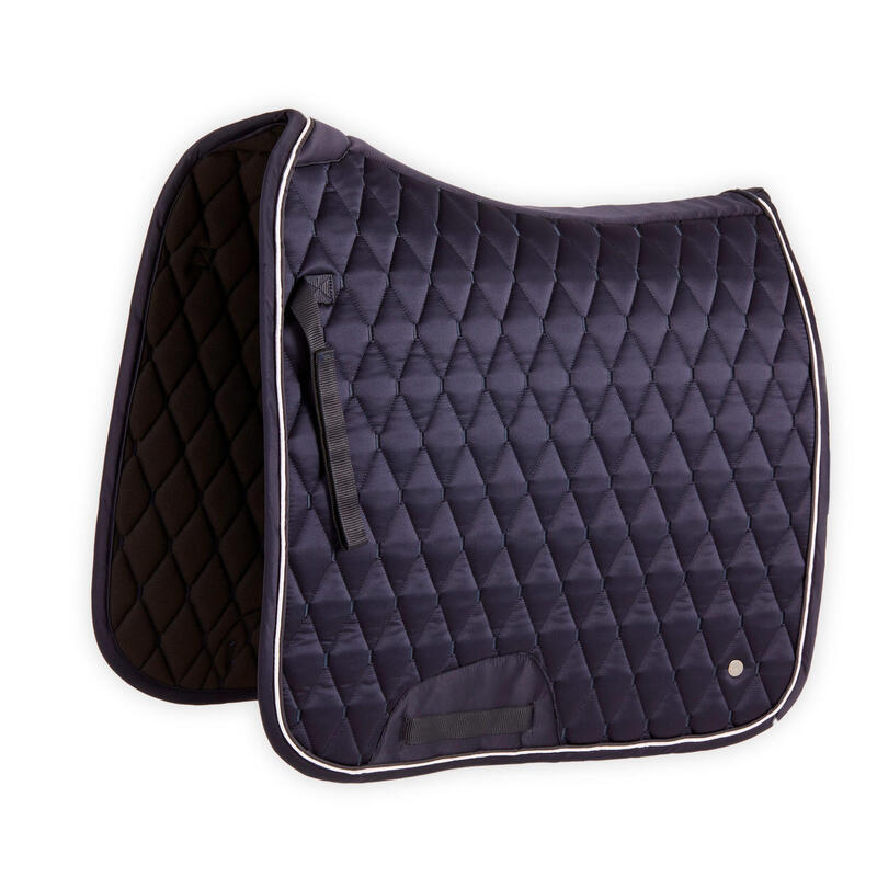 Horse Dressage Saddle Cloth 900 - Navy