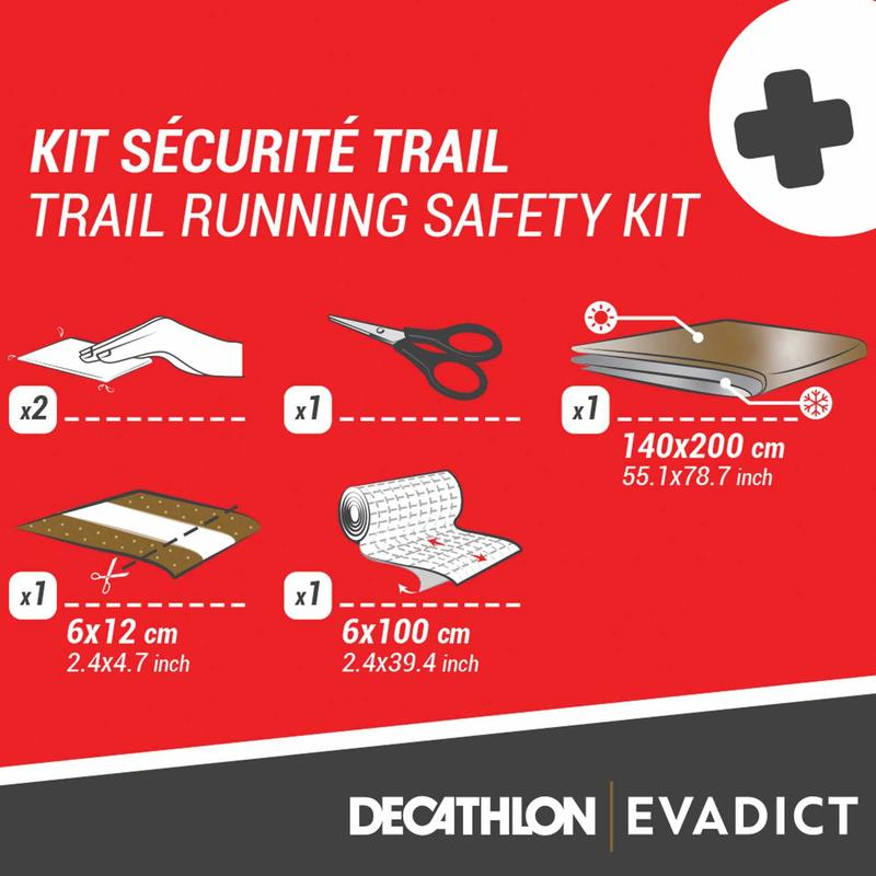 TRAIL RUNNING SAFETY KIT