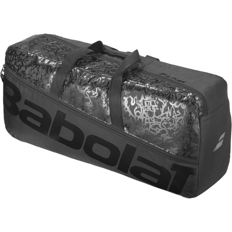 Tennis Duffle Bag - Black