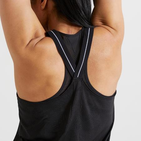 500 cardio fitness tank top – Women