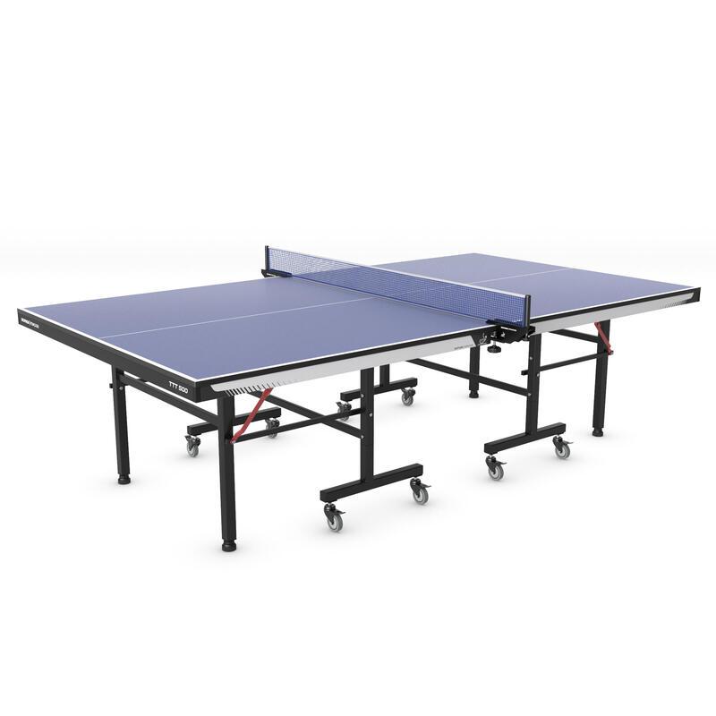 TABLE DE TENNIS DE TABLE CLUB TTT 500 agrée ITTF