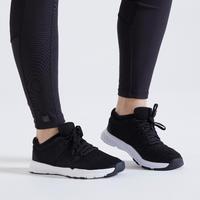 Calzado Fitness Domyos 100 Mujer Negro