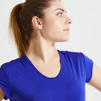 Slim Fitness T-Shirt - Blue