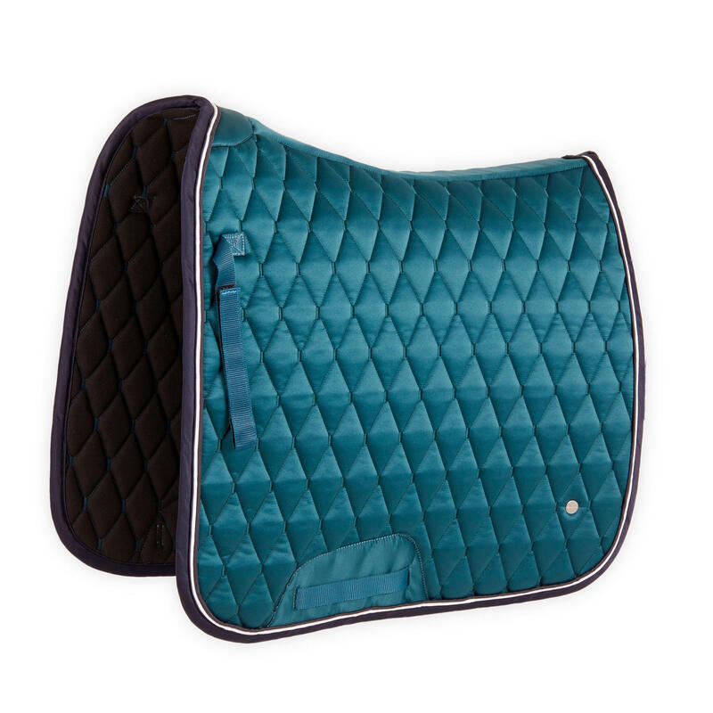 Dressage Saddle Cloth 900 - Dark Petrol