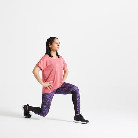 Collant d'entraînement500 – Femmes