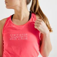 FTA 120 Fitness Cardio Training Tank Top – Women