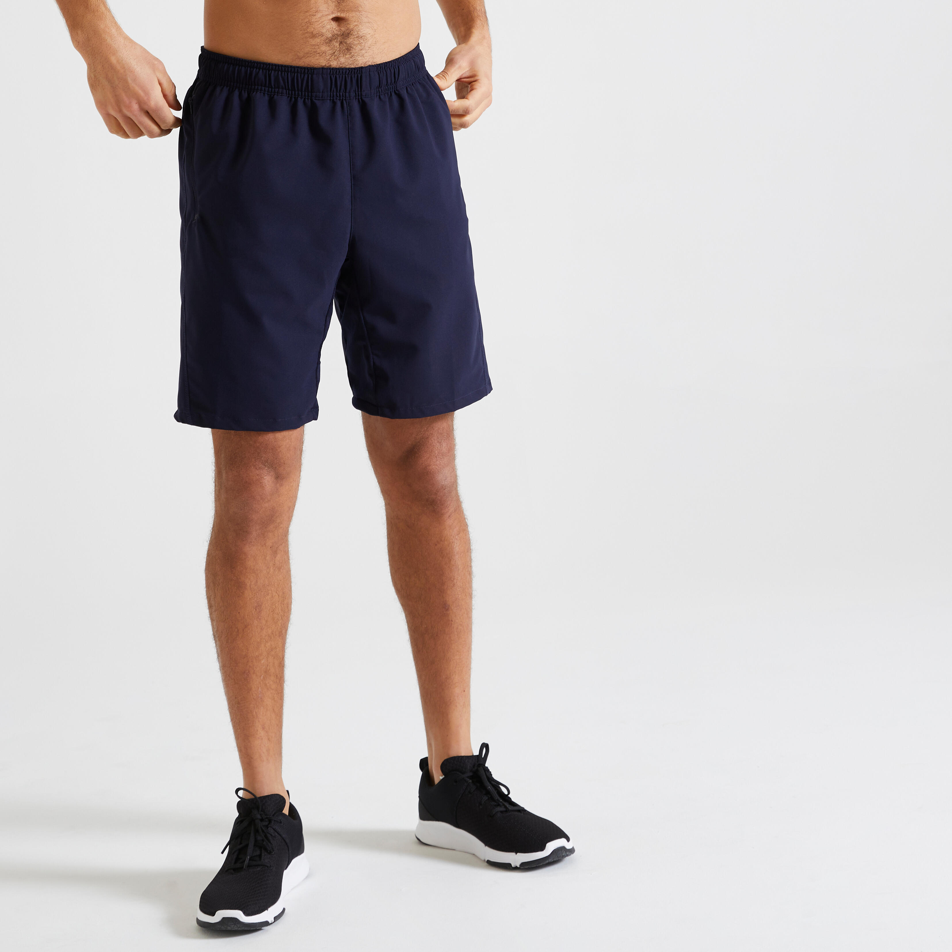 Șort Fitness 120 Bărbați imagine