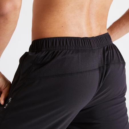 Eco-Friendly Fitness Bottoms - Black
