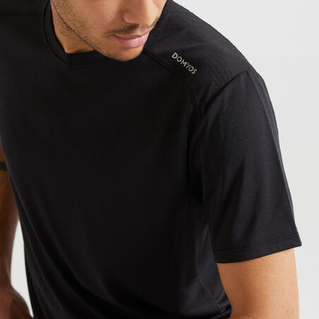 T-shirt technique Fitness  noir