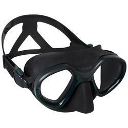 Duikbril voor harpoenvissen SPF 500 twee glazen