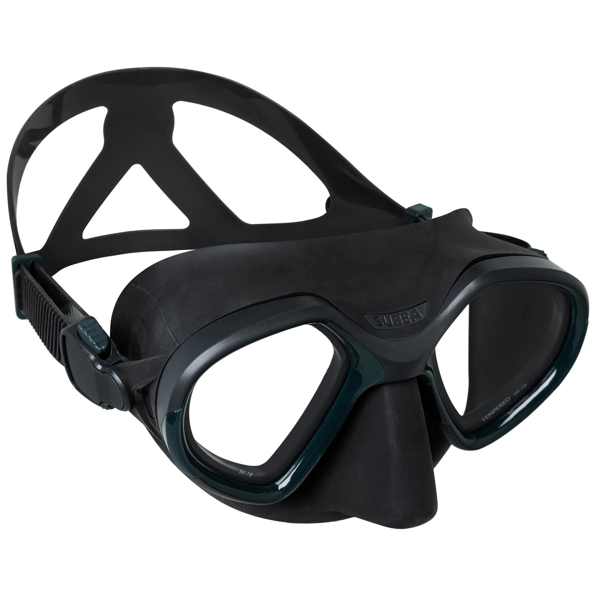 Mască SPF 520 Gri la Reducere poza