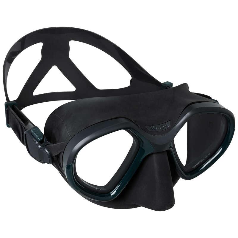 Su Altı Avcılığı Palet / Maske / Şnorkel Dalış - Su Altı Sporları - SPF 520 MASKE SUBEA - Maske, Şnorkel