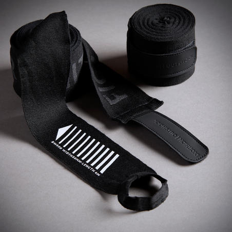 Boxing Wraps 500 FYL - Black