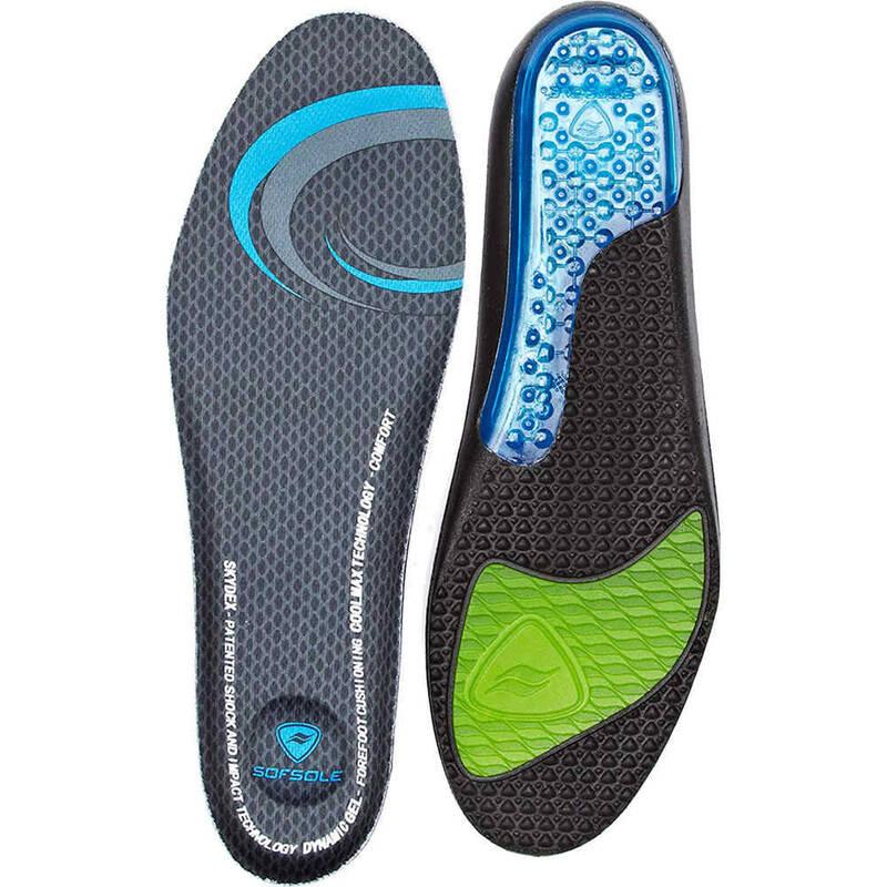 BĚŽECKÉ VLOŽKY DO BOT Běh - VLOŽKA DO BOT AIRR SOFSOLE  SOFSOLE - Běžecká obuv