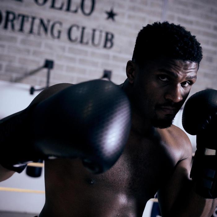 Coquille professionnelle de sparring 900 noire