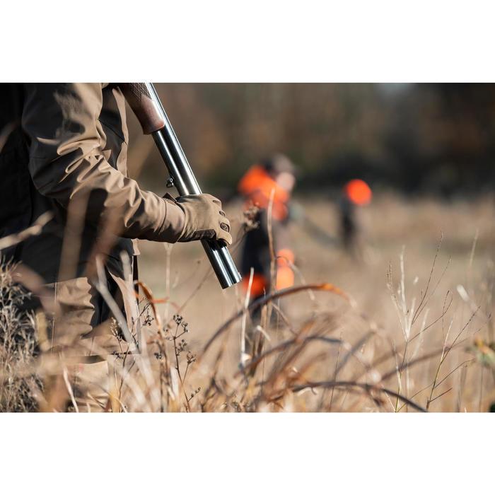Gants chasse renfort 500