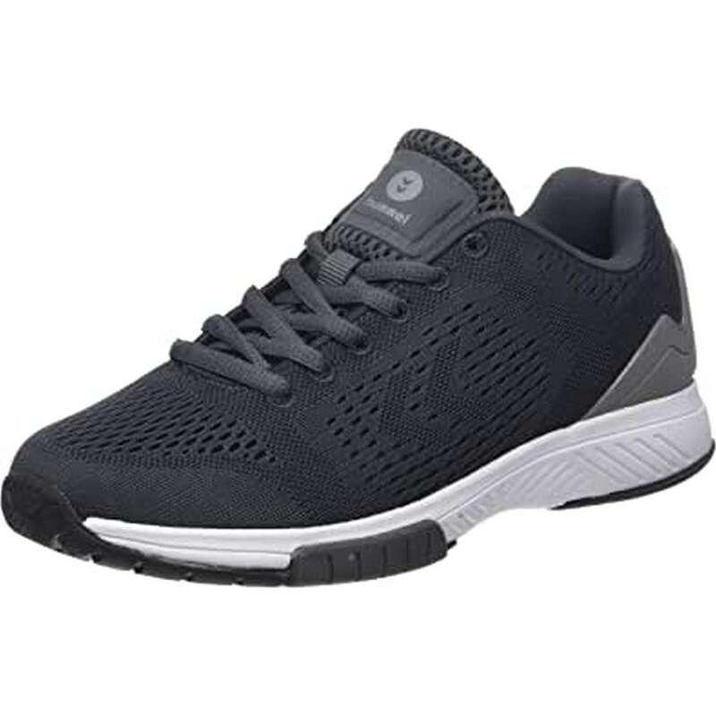 Férfi kézilabda ruházat, cipő USA csapatsportok, rögbi, floorball - Cipő Rs hummel agilis black HUMMEL - Floorball