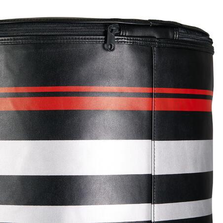 Brīvi stāvošs boksa maiss, melns