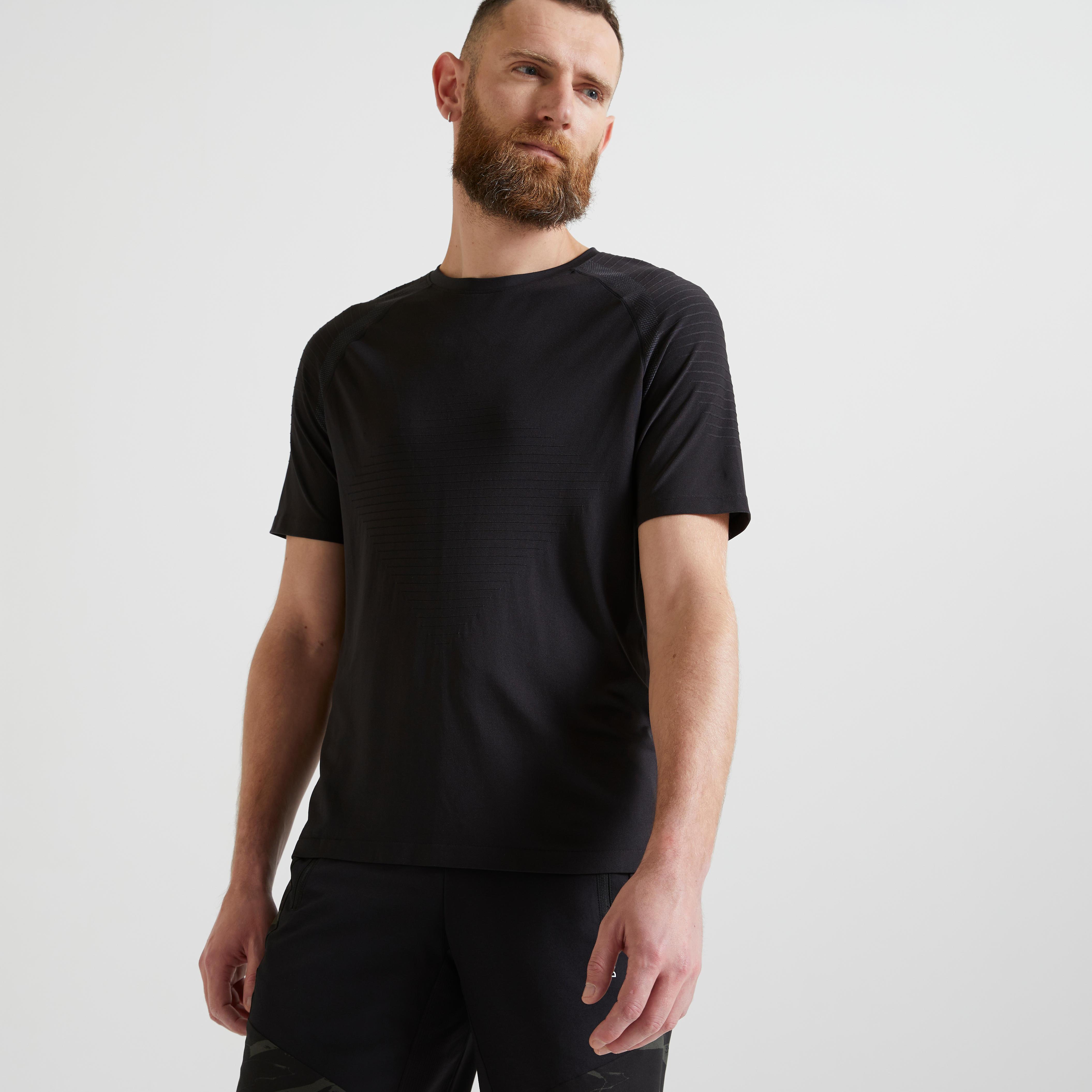 Tricou Fitness 900 Bărbați