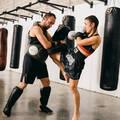 VYBAVENÍ NA TRÉNINK Karate - LAPA NA BOX 500 OUTSHOCK - Karate