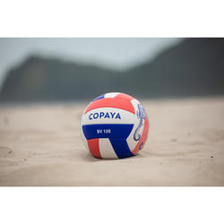 Ballon de beach-volley BVBS100 corail