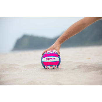 Beach Volleyball BV100 Fun - Purple/Pink