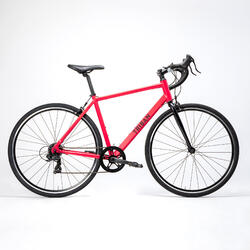 VELO ROUTE HOMME CYCLOTOURISME RC100 ROUGE LTD EDITION