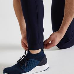 Men's Fitness Cardio Training Bottoms 500 - Navy