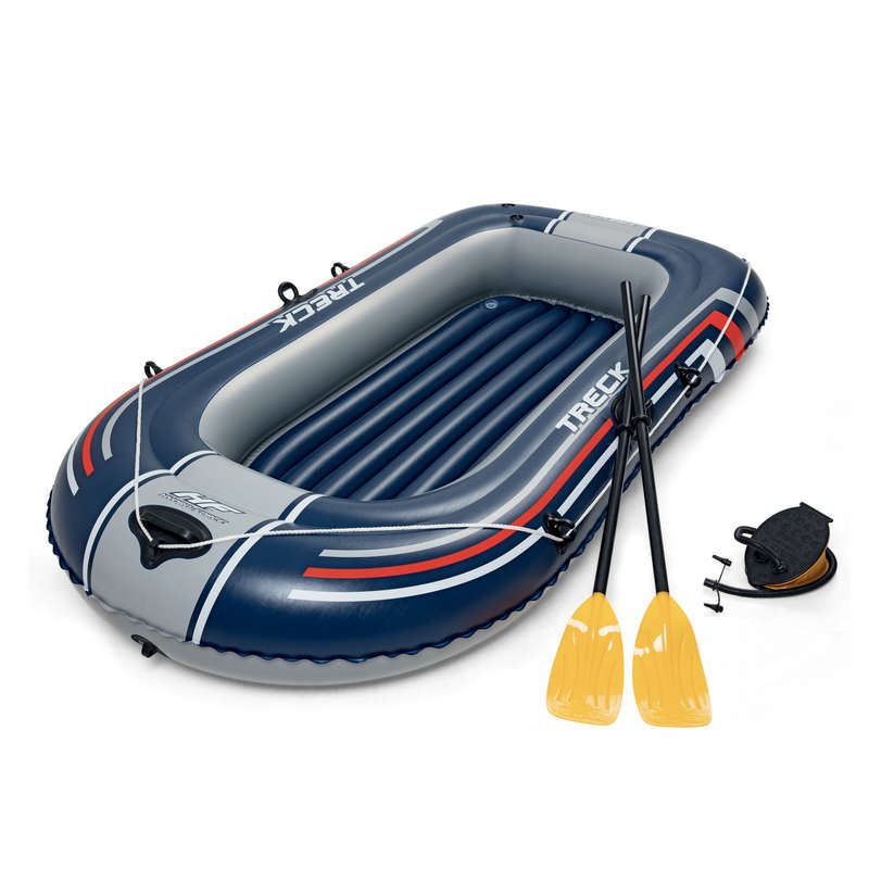 KAYAK DA ESCURSIONE Sport Acquatici - SET CANOTTO TREK X1 BESTWAY - Kayak, canoe rigide e gonfiabili