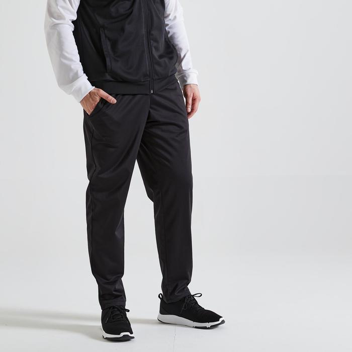 Fitness Tracksuit - Black