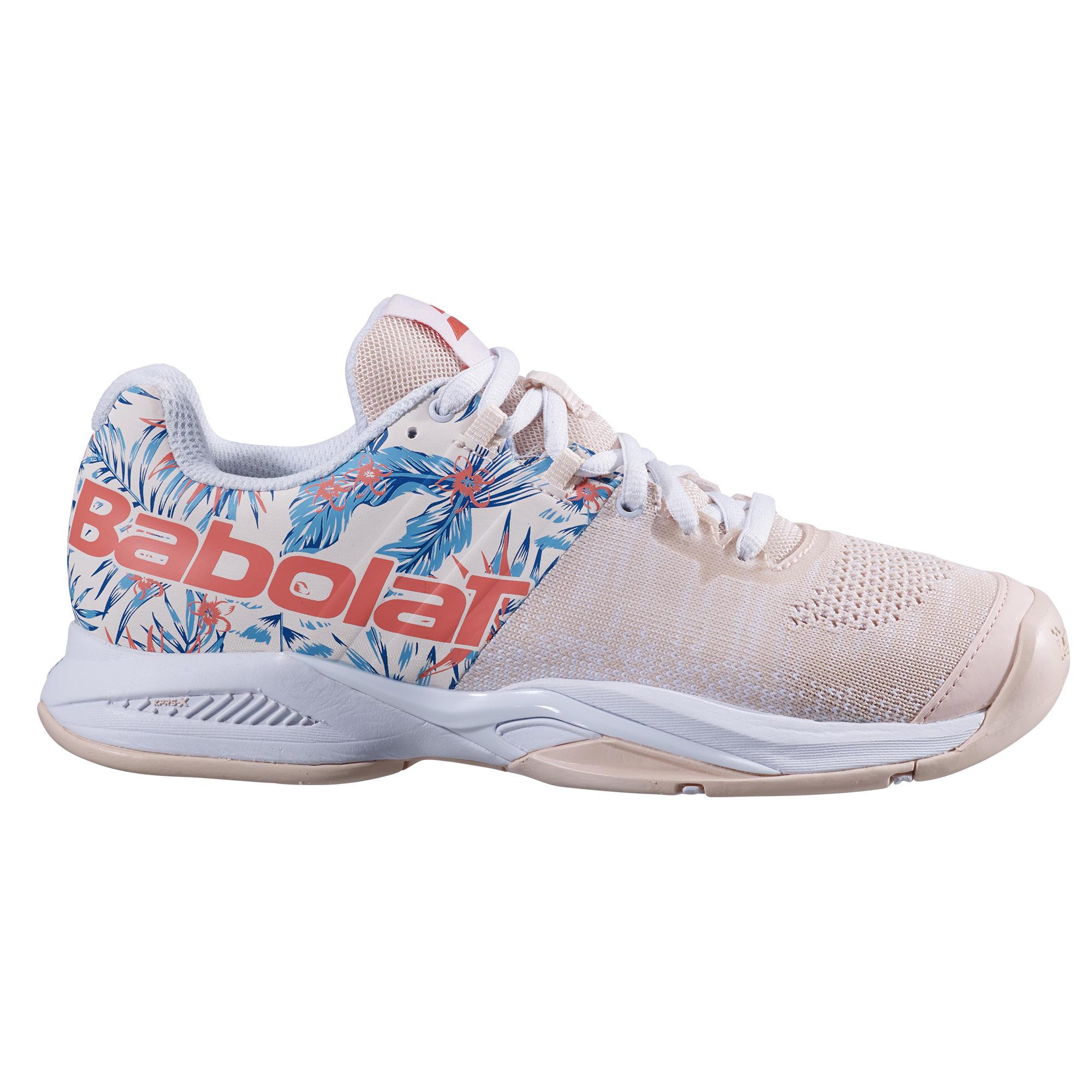 Tennisschuhe Propulse Blast Damen Blumenmuster | Schuhe > Sportschuhe > Tennisschuhe | Babolat