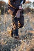 KALHOTY, KOŠILE Myslivost a lovectví - KALHOTY S NÁVLEKY STEPPE 920 SOLOGNAC - Myslivecké oblečení