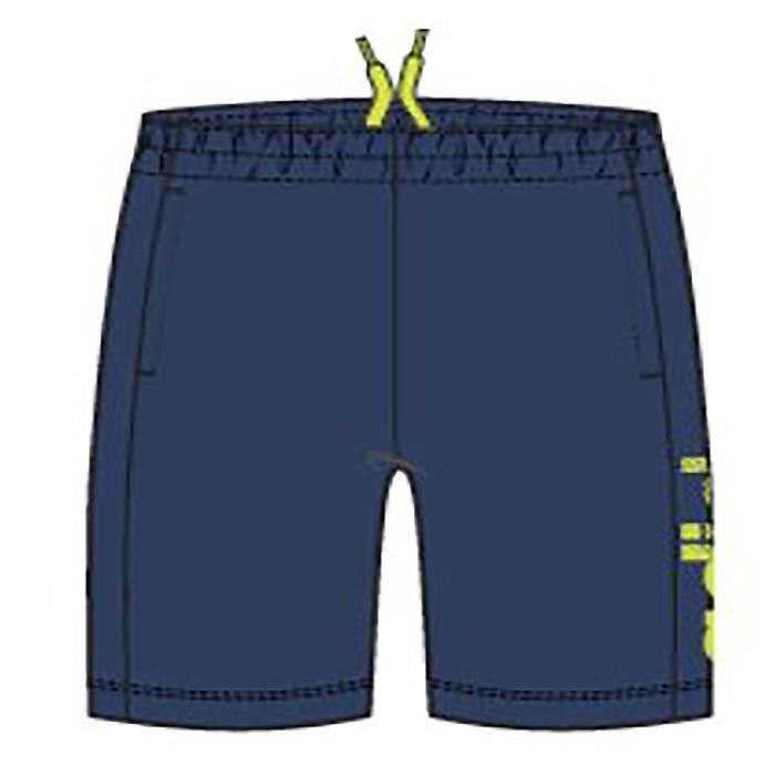 Short voor jongens logo op been