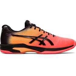 Tennisschoenen voor heren Gel Solution Speed FF oranje gravel