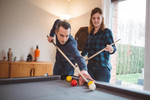 Progresser au billard avec decathlon