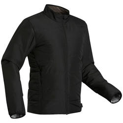 Men's Mountain Trekking Padded Jacket Trek 50 - black