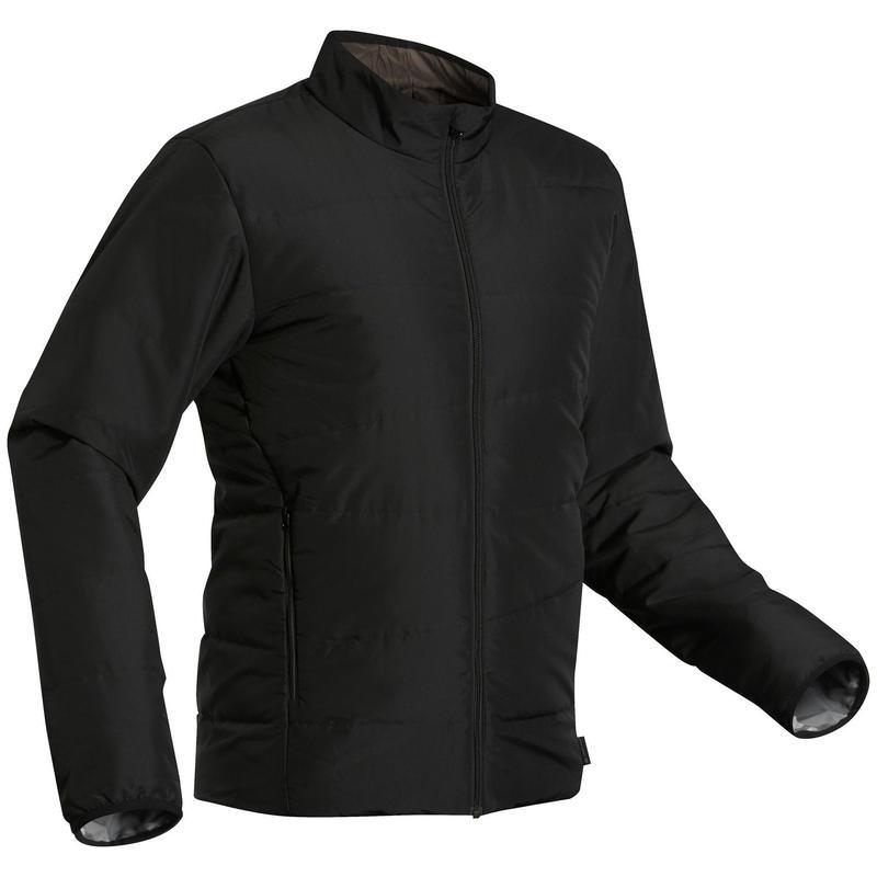Doudoune synthétique de trek montagne - TREK 50 0°C - noir homme