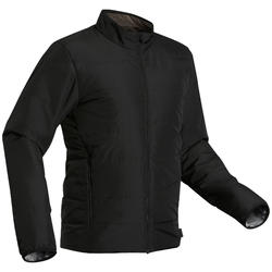 Trek 50 Men's Padded Trekking Jacket - Black