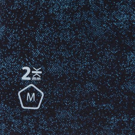 Neoprene SCD diving top 2 mm