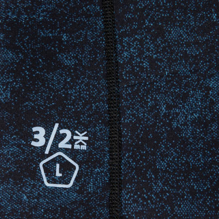 SCD 3/2.5mm SCUBA diving hooded top