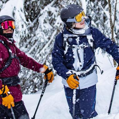 Comment choisir sa veste de ski freeride ?