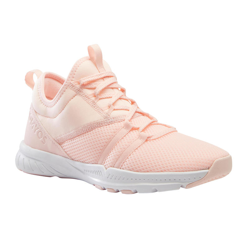 Women's Fitness Shoes 120 - Coral
