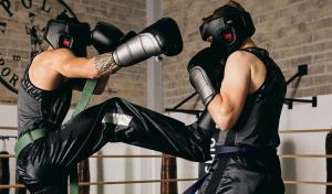 equipaggiarsi per la boxe